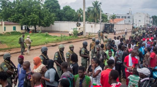Afrika Birliği, Maliye uyguladığı yaptırımları kaldırdı
