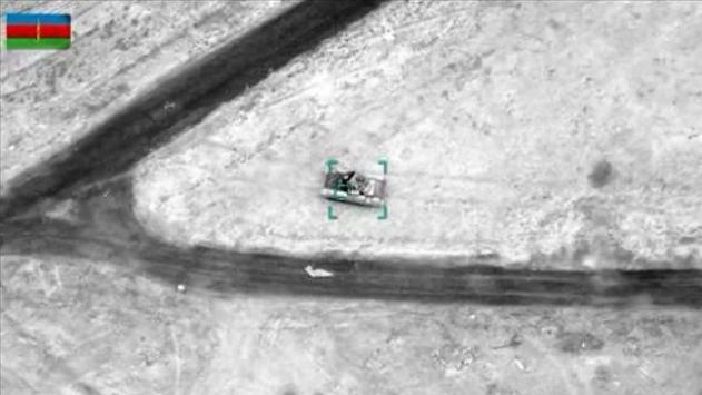 Azerbaycan, Ermenistanın Mingeçevire attığı füzeyi havada imha etti