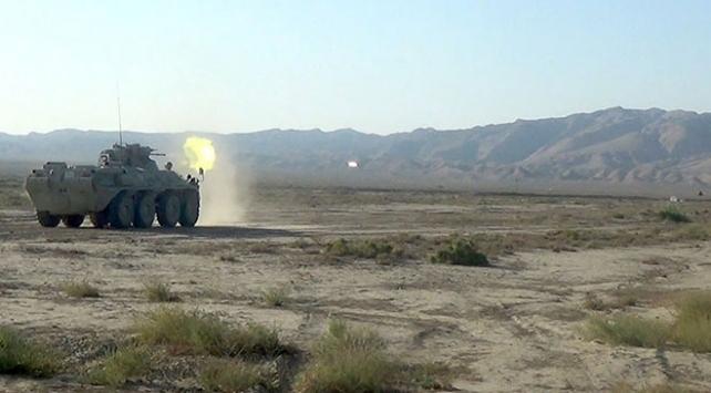 Azerbaycan ordusu Hadrutu işgalden kurtardı