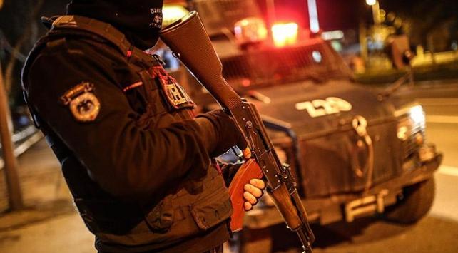 İstanbulda terör örgütü PKKya yönelik operasyon