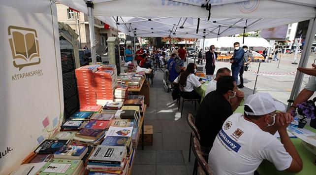 """""""Kitap Aksaray"""" projesine 100 bin kitap bağışlandı"""