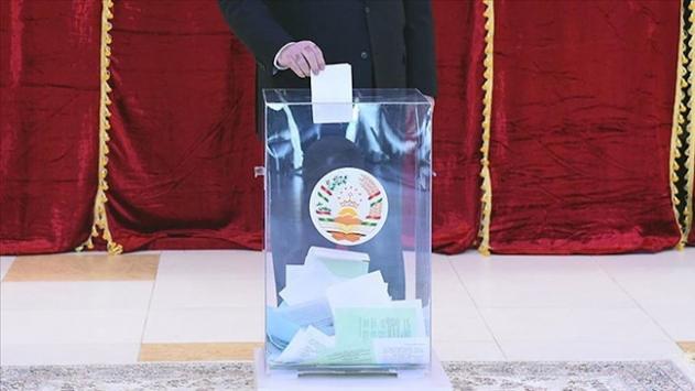 Tacikistanda yarın cumhurbaşkanı seçimi için sandık başına gidilecek