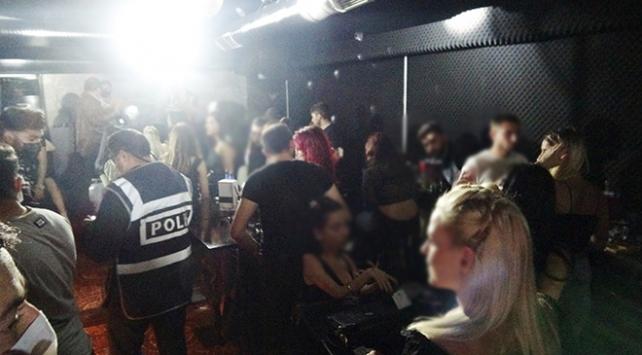 Bursada partiye koronavirüs baskını: 239 bin TL ceza kesildi