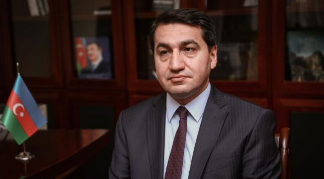 Azerbaycan Cumhurbaşkanı Yardımcısı Hacıyev: Ermenistan, geçici ateşkese uymadı