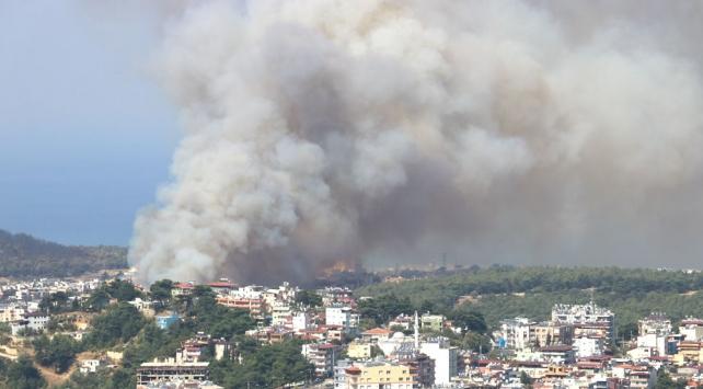 CHP heyeti Hataydaki yangın bölgesinde incelemede bulunacak