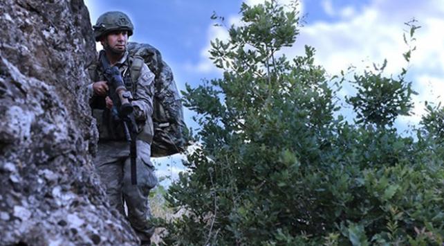 Eylem hazırlığındaki PKKlı terörist yakalandı