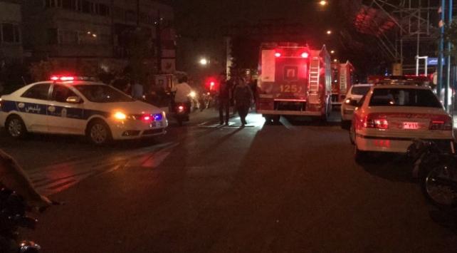 İranın Ahvaz kentinde patlama: 4 ölü