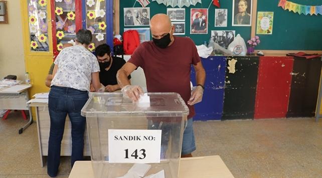 KKTCde cumhurbaşkanlığı seçimi ikinci tura kaldı