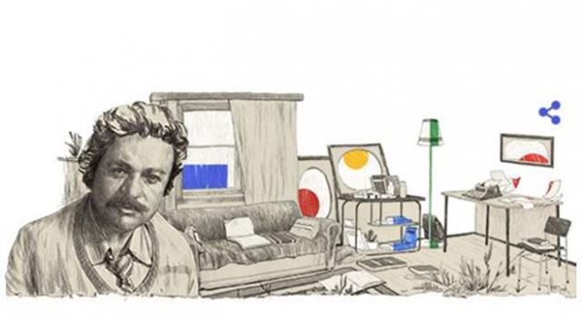 Googledan Oğuz Atayın doğum gününe özel doodle