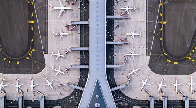 İstanbul havalimanları 30 milyonu aşkın yolcuyu ağırladı