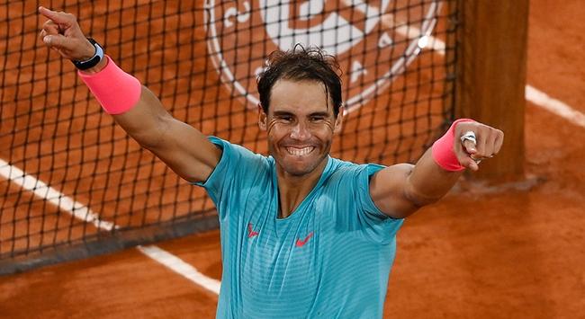 Nadal rekorlara doymuyor