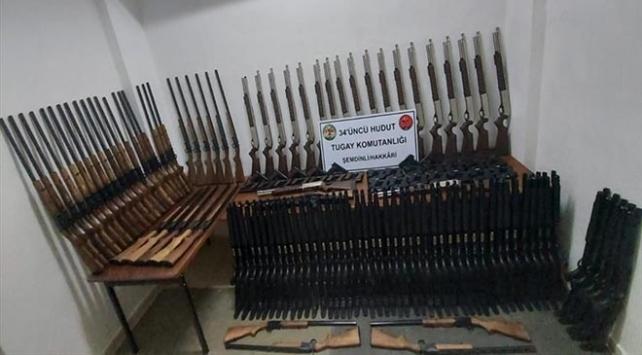 MSB: Hudut hatlarında kaçakçılara geçit verilmiyor
