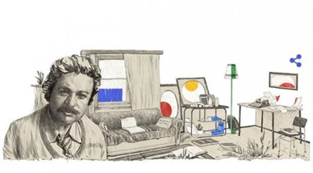 Oğuz Atay kimdir? Oğuz Atayın hayatı… Googledan Oğuz Ataya özel doodle