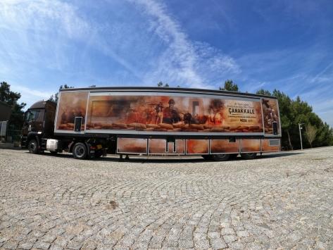 Çanakkale Savaşları Mobil Müzesi Muşlularla buluşacak