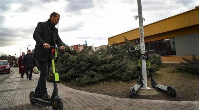 Scooter düzenlemesi Mecliste