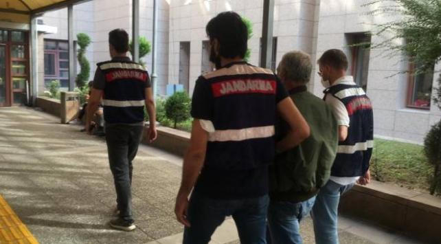 İzmirde terör operasyonu: 1 kişi tutuklandı