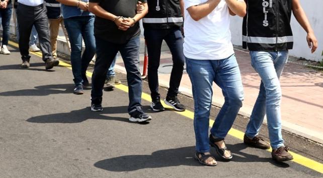 Kütahyada FETÖ operasyonu: 11 tutuklama