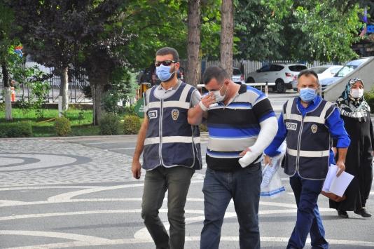 Konyada tartıştığı kişiyi silahla yaralayan zanlı tutuklandı