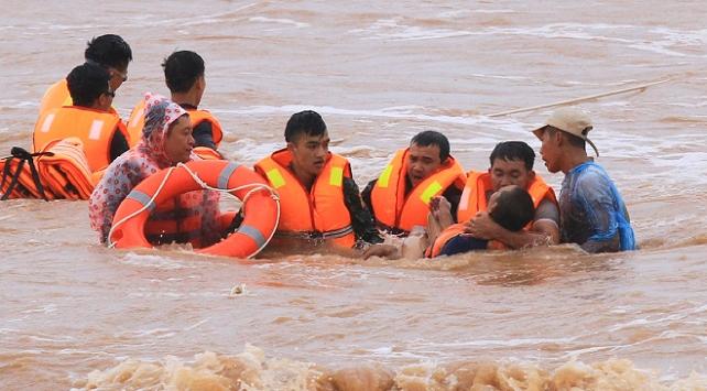 Vietnamdaki sellerde ölü sayısı 29a çıktı