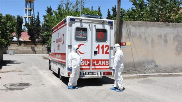 Adıyamanda 77 ev karantinaya alındı