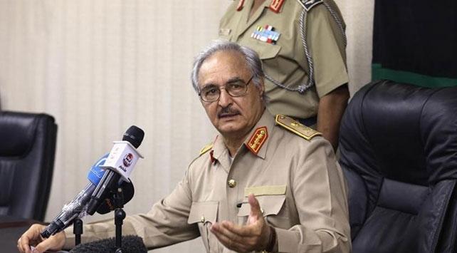 Libyalı taraflar arasındaki müzakerelere katılamayan Hafterin tekrar saldırma ihtimali