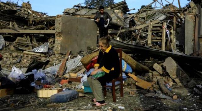 Ermenistanın saldırılarında Azerbaycanlı 42 sivil yaşamını yitirdi