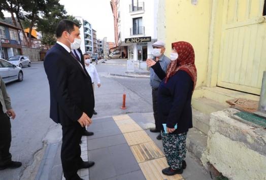 Amasyada maske takmayan 392 kişiye 352 bin lira para cezası