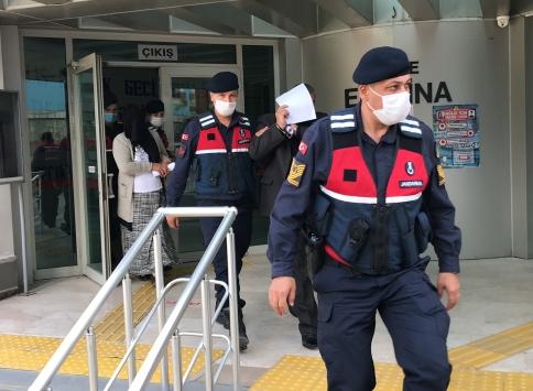 Bursada kaçırıldığı iddia edilen kadın Kütahyada bulundu