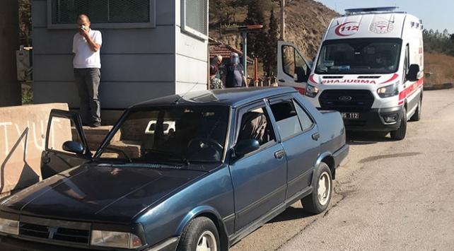Karantinayı ihlal ederek araç almaya giden kişi yurda yerleştirildi