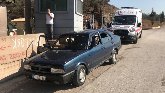 Karantina kuralına uymayarak araç almaya Karabüke gelen kişi yurda yerleştirildi