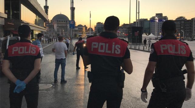 İstanbulda alkol satışı yapan yerler denetlendi