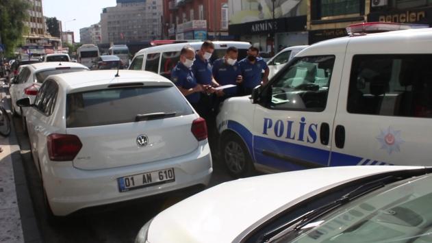 Adanada polis, emeklinin 20 bin lira dolandırılmasını önledi