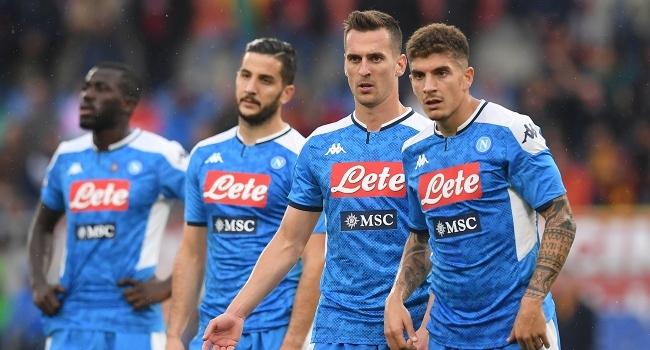 Juventus maçına çıkmayan Napoli hükmen yenik sayıldı