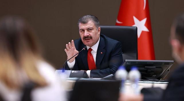 Bakan Koca: İstanbulda vakalar son 1 ayda yüzde 50 arttı