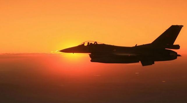 Irakın kuzeyinde 5 PKKlı terörist etkisiz hale getirildi