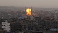 Saldırılarda 100 Filistinli Hayatını Kaybetti