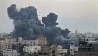 İsrail 1350 Noktayı Vurdu