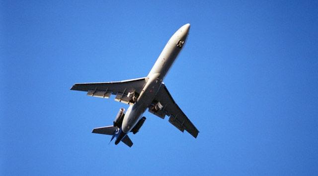 SAS uçağı acil iniş yaptı