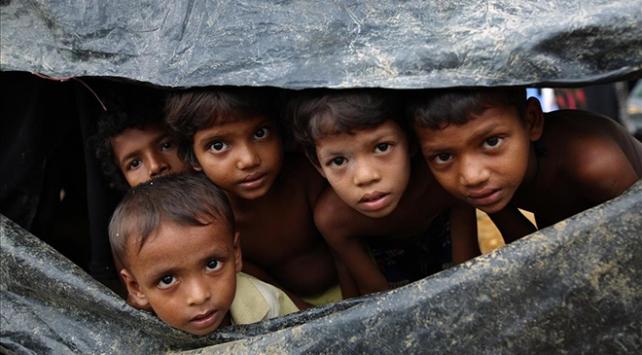 BM: Myanmar ordusu çocukları canlı kalkan yaptı