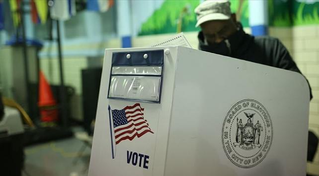 ABD başkanlık seçimleri için şu ana kadar 17 milyondan fazla oy kullanıldı