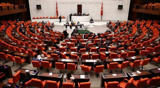 Kamu mali yönetimi ve kontrolüne ilişkin kanun teklifi kabul edildi