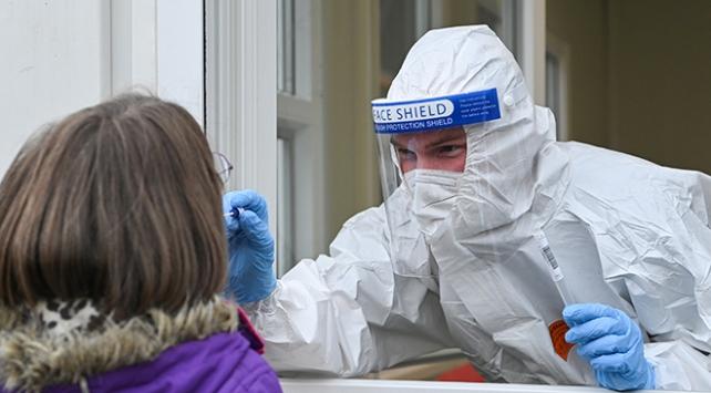 ABDde koronavirüs vakaları bir kez daha zirveye tırmanıyor