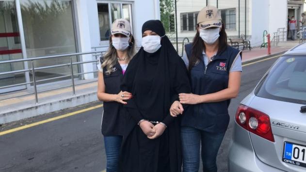 Fransa tarafından kırmızı bültenle aranan DEAŞ üyesi Adanada yakalandı