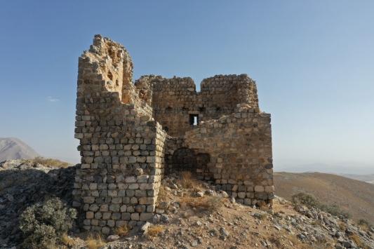 Elbistandaki Kız Kalesi turizme kazandırılacak