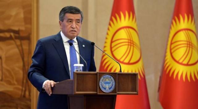 Kırgızistan parlamentosu Cumhurbaşkanı Ceenbekovun istifasını kabul etti