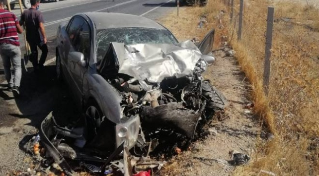Niğdede zincirleme kaza: 1 ölü, 7 yaralı