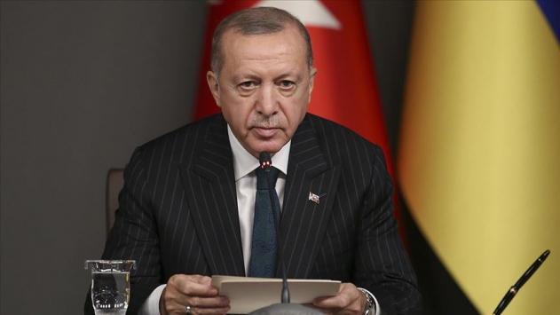 Cumhurbaşkanı Erdoğan: Türkiye Kırımın yasa dışı ilhakını tanımamıştır ve tanımayacaktır
