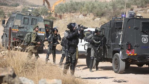 İsrail güçleri Batı Şeriada Filistinli 3 çiftçiyi yaraladı