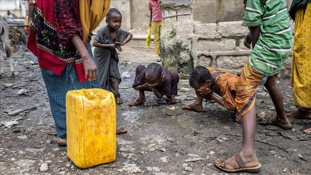 BM: Somalide 2,1 milyon kişi açlıkla karşı karşıya kalabilir