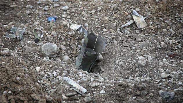 Azerbaycan, İrana roketlerin Ermenistan ordusunca atıldığını duyurdu